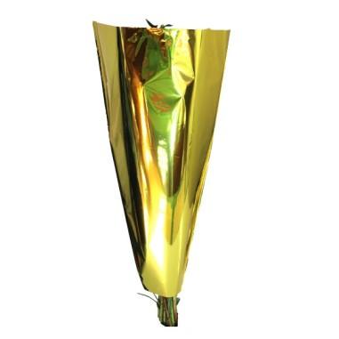 Bolsa de bouquet - METAL LISO RECTO