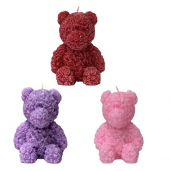 Vela Teddy Bear