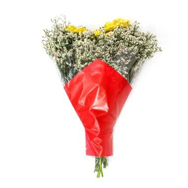 Bolsa Bouquet modelo - POLKA (50 unds.)