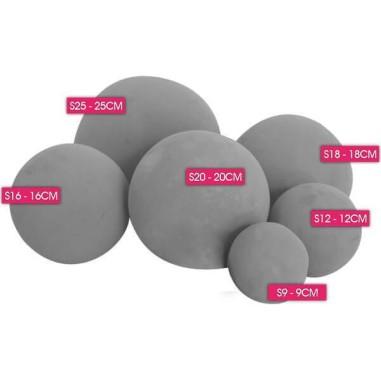Esponjas de flor natural - Esfera 9cm