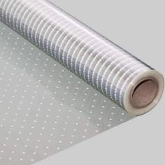 Papel de celofan transparente - Modelo PUNTOS