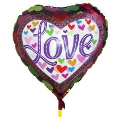 Globo - LOVE (45 cm.) (-50%)