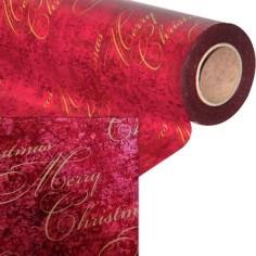 Papel celofán metalizado METAL NAVIDAD MERRY CHRISTMAS (-30%)
