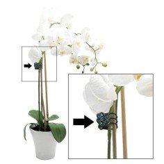 Clip orquidea (100 unidades)