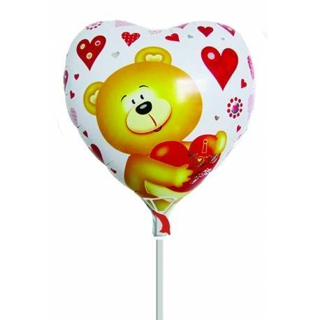 GLOBO I LOVE YOU OSO 13
