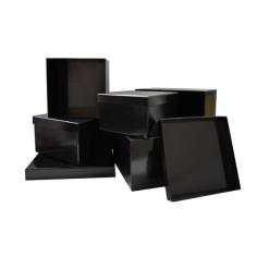 Cajas decorativas CUADRADA (5 piezas)(-30%)
