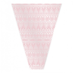 Bolsa de bouquet - VINTAGE (50x35x10) 100 unds.