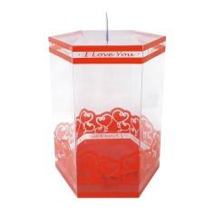 Caja PVC - HEXAGONO (-60%)