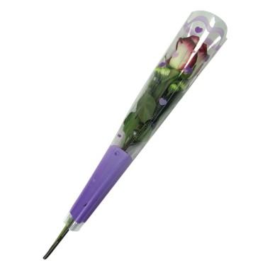 Bolsa de bouquet 1 tallo- Modelo MORE LOVE (50 unds.)